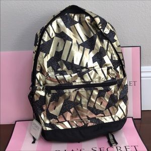 PINK Victoria's Secret Bags - PINK Campus Backpack⚡️FLASH SALE⚡️